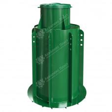 Кессон пластиковый 1200*2030 мм